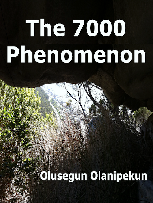 The 7000 Phenomenon eBook